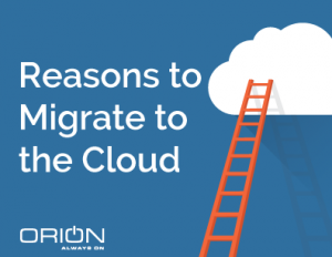 Reasons to Migrate Your Data to the Cloud