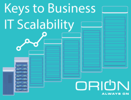5 Keys to Business IT Scalability & Reliability