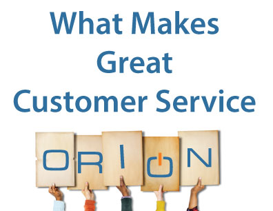 what constitutes good customer service and Customer service is one of those topics where it is easy to speak in broad  generalities sayings such as the customer is always right and.