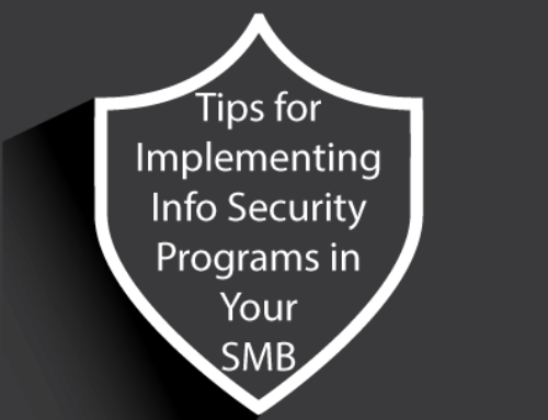 Tips for Implementing an Information Security Program in a Small Business