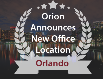 Governor Scott Announces Orion Technology's Creation of 30 New Jobs in Orlando