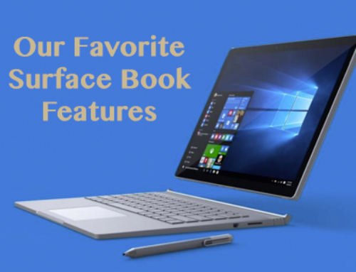 Our Favorite Surface Book Features