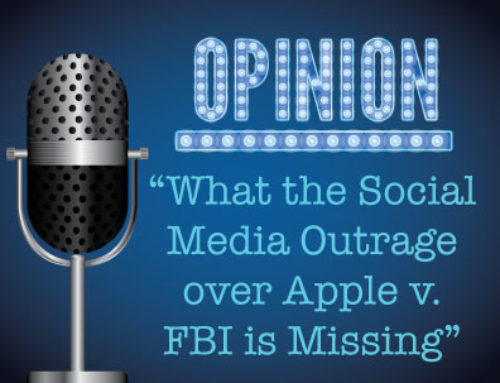 What the Social Media Outrage over Apple v FBI is Missing