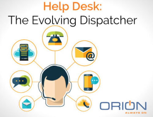 Our Help Desk: The Evolving Dispatcher Role