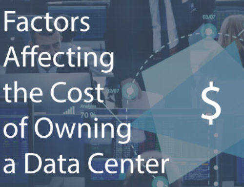 Factors Affecting the Cost of Owning a Data Center