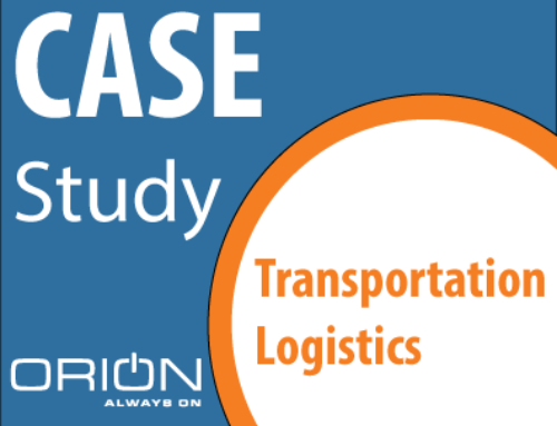 Transportation Logistics Firm Case Study
