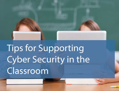 Supporting a Cybersecurity Culture in the Classroom