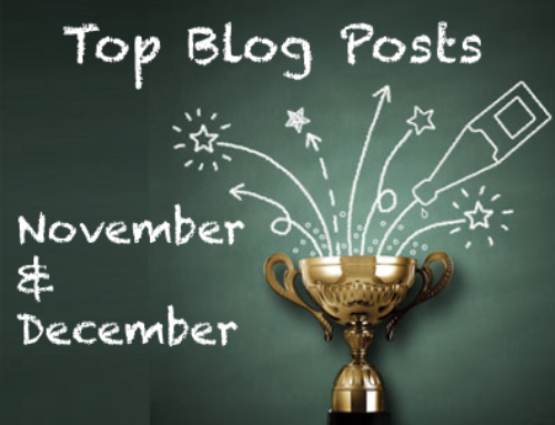 Top Blog Posts November – December